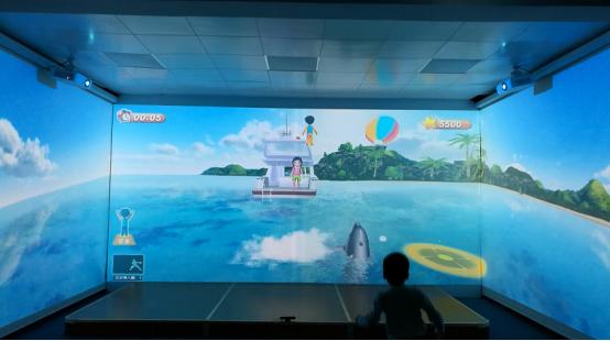 新节奏与华南师大教育发展研究中心打造AR智慧教室